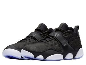 New-Men-039-s-Air-Jordan-Black-Cat-Shoes-AR0772-001-black-White-Dark-Concord