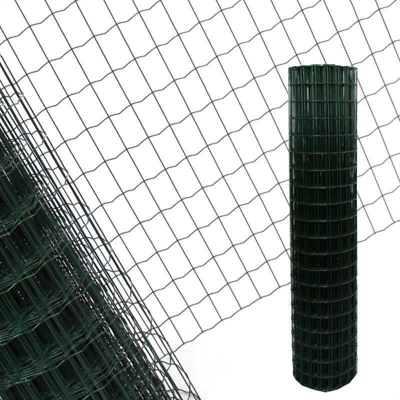 Sechseckgeflecht Drahtzaun Hasendraht 0,75 x 10m Drahtgeflecht Maschendraht gr/&u
