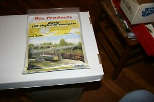 HO-RIX-PRODUCTS-103-EARLY-HIGHWAY-OVERPASS-NEW