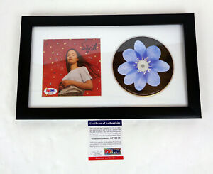Sigrid-Signed-Autograph-Sucker-Punch-CD-Framed-PSA-DNA-COA