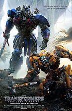 """Transformers 5 - The Last Knight - Movie 11"""" x 17"""" Poster ( T3  ) - B2G1F"""
