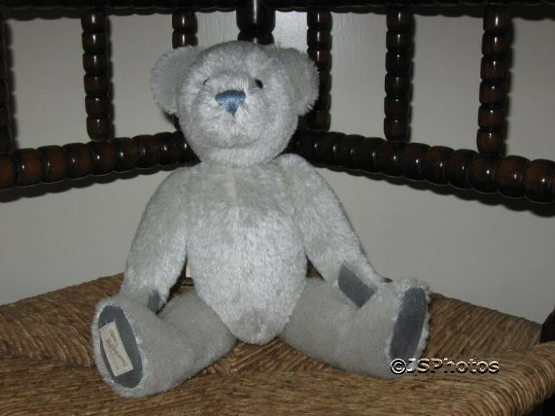 Deans Rag Book Horatio Mohair Bear 2005 Special Special Special Limited Edition 60d5c9