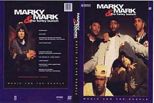 Marky-Mark-Music-For-The-People-DVD-Music-Videos-RARE-HIP-HOP-RAP-SOUL-R-amp-B
