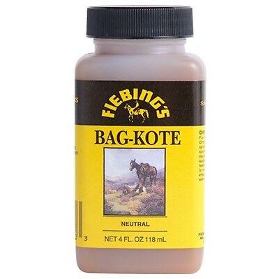 Fiebing's Bag KOTE TOP COAT SATIN FINISH- NEUTRAL 4 oz