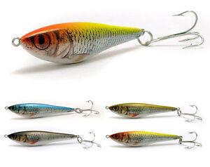 Taps ukleja slipper salt 9cm 16g sinking wobblers for Bass fish slippers
