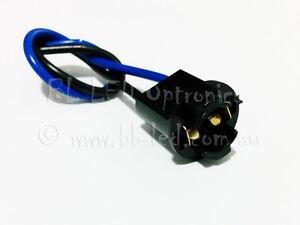 2x T10 194 W5W Wedge Socket Adapter Holder for Car Bulb Parker LED Light Globe
