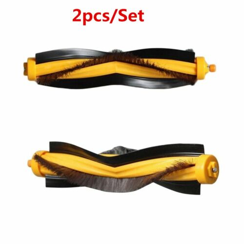 2X Main Brush For ECOVACS DEEBOT M80 Pro M81 M85 M88 R95 R96 R98 Robotic Cleaner