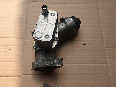 bmw 320d e90 oil filter housing oil cooler pressure converter 7787072 2247906 ebay