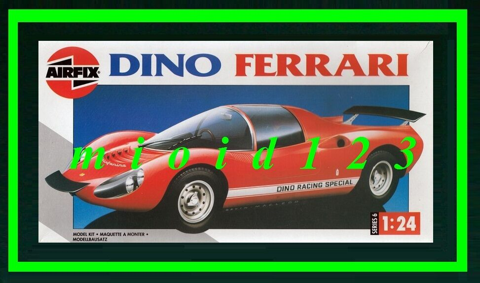 1 24 - FERRARI DINO-airfix - [Fitting Kit-Assembly Kit]