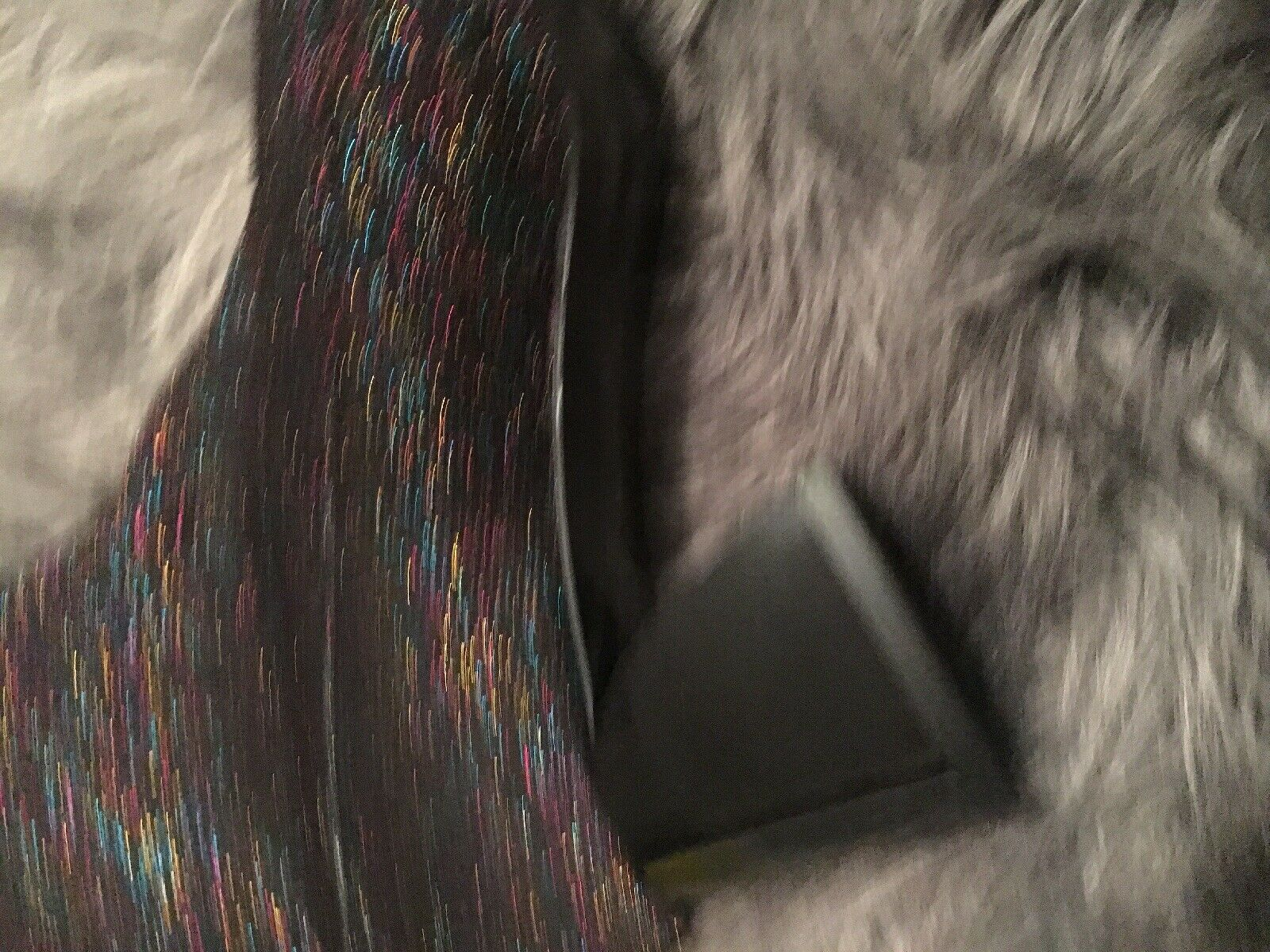 Zara Shimmer Women Women Women Black Multicolor Sparkling Booties Size 38 Nwt Nb ff8bf0