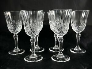 6-lovely-vintage-Lead-Crystal-liqueur-spirit-sipping-glasses-small