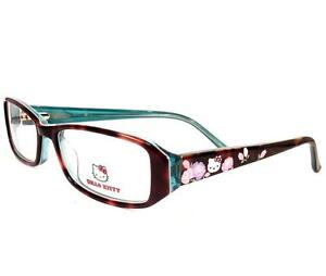 Hello-Kitty-252-Demi-Brown-1-51-18-130-Girls-Children-New-Optical-Eyeglasses