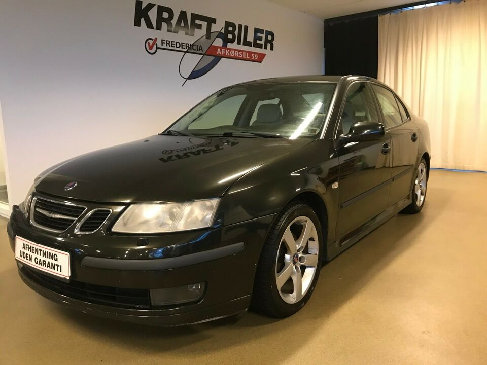 Saab 9-3 1,8 T Sport Sedan Benzin modelår 2005 km 261000
