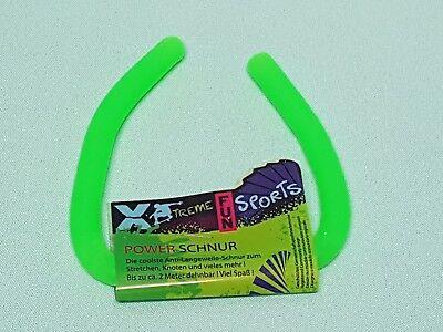 Sonstige Spielzeug Xtreme Fun Sports Power Schnur Grün Powerschnur Gummiband Trendartikel