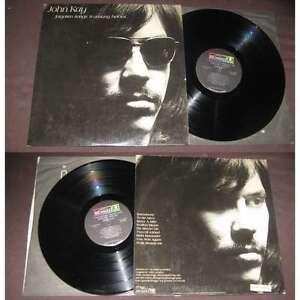JOHN-KAY-Forgotten-Songs-amp-Unsung-Heroes-LP-Psych-Folk-Steppenwolf-1972