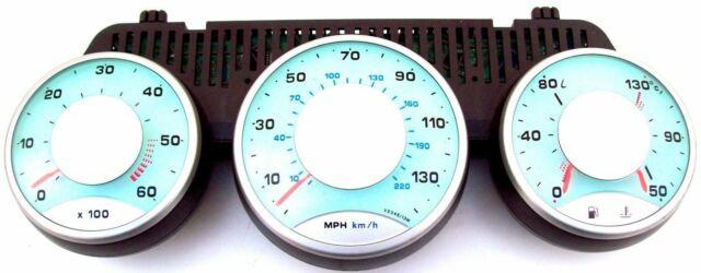 Peugeot 807 2 2 Rev Counter Speedo Fuel   Temperature