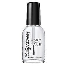 Sally Hansen Hard as Nails Nail Polish, Crystal Clear 0.45 oz (Pack of 5)
