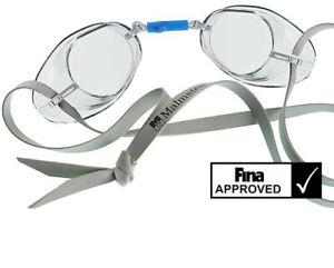Malmsten Swimming Goggles Metallic Mirrored