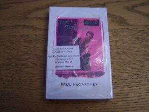 Paul McCartney [The Beatles] THE WORLD TONIGHT  SINGLE CASSETTE.USA.