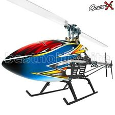 CopterX CX450 Black Angel DFC Flybarless Kit 3D Trex 450 PRO Helicopter