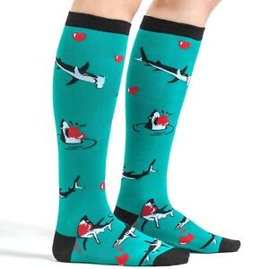 1ba2bbd56 Details about NEW SOCK IT TO ME Teal