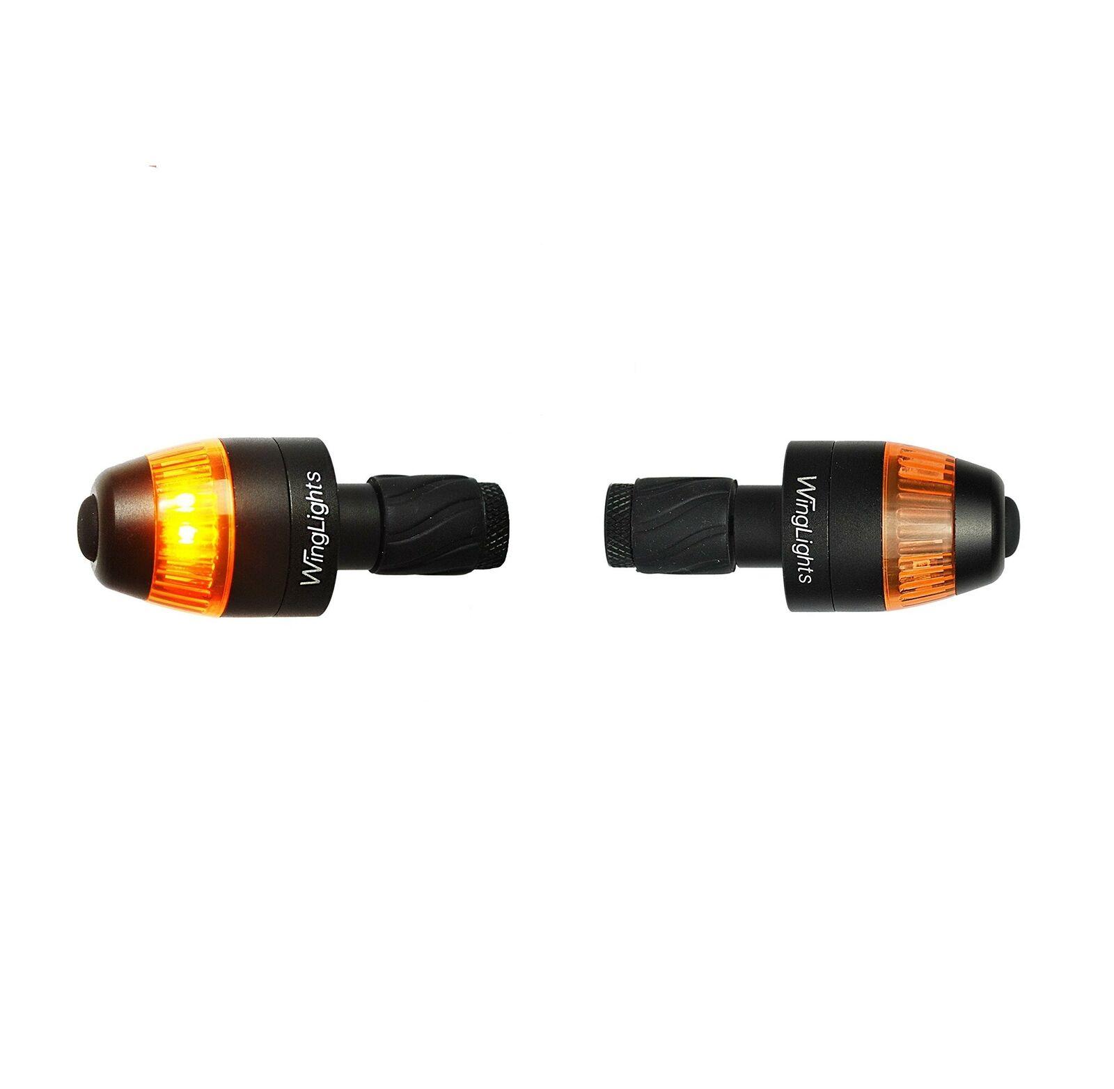 Wingluci Mag V3indicatori di direzione per biciclettemoto indicatori come si vede.