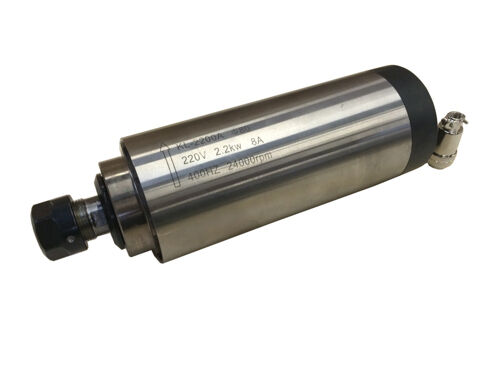 2200W Air Cooling CNC Milling Spindle 3HP