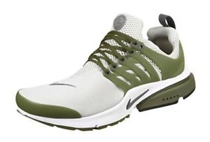 cute cheap good looking shopping Details about Nike Air Presto Essential Men Light Bone Olive 848187-018