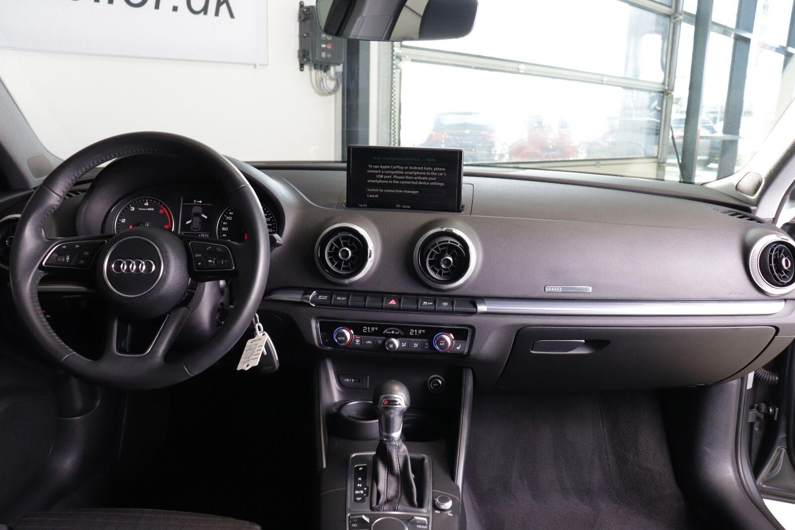Audi A3 TDi 150 Sport SB S-tr.