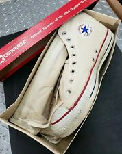 new product 113dd cacc3 item 2 Vintage 1980s Converse Chuck Taylor All Star Basketball Shoes Mens Hi  White Sz13 -Vintage 1980s Converse Chuck Taylor All Star Basketball Shoes  Mens ...