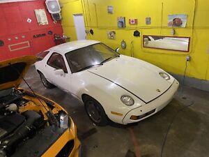 1979 Porsche 928 base