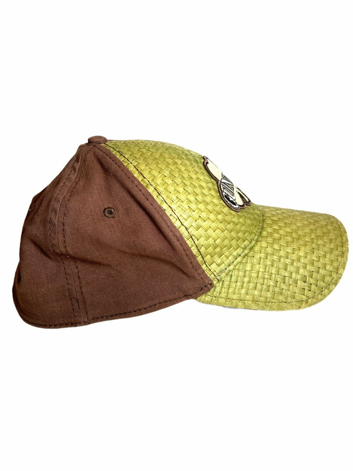 Guinness Beer Woven Straw Cap Hat OS - image 2