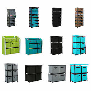 Home-Storage-Shelf-Organizer-with-Easy-Pull-Fabric-Drawers-and-Metal-Frame-Multi