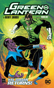 Green lantern geoff johns book 1