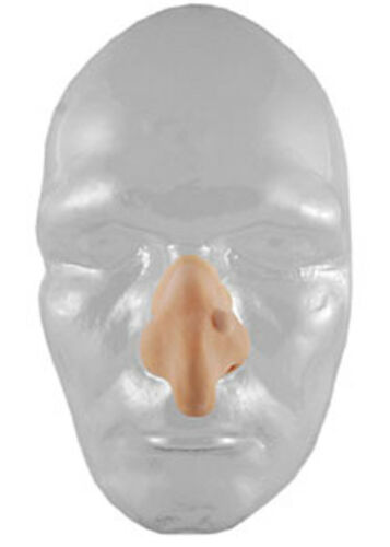 Grimas Prosthetic Latex Witch Nose No117