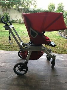 orbit baby g2 travel system stroller car seat diaper bag ebay. Black Bedroom Furniture Sets. Home Design Ideas