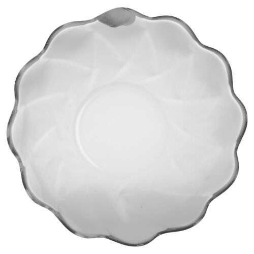 PASABAHCE Extra Resistant Design Glass Salad Serving Bowl Tableware Dinner Party