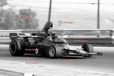 Jackie Oliver Phoenix Racing Shadow DN6B Riverside F5000 1976 Photograph