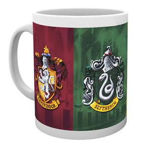OFFICIAL HARRY POTTER HOGWARTS CERAMIC TEA COFFEE MUG CUP NEW XMAS GIFT