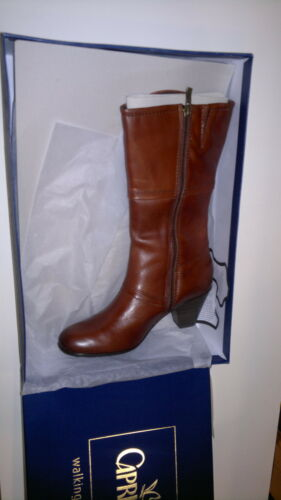 Leather Boot Quality was £99 Caprice High wOqRxE00g
