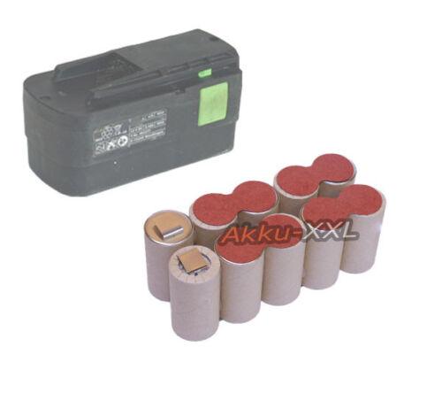 Akkupack passend Festool BPS12 / TDK12 / C12 - 12V 2.0AH