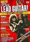 Guitar World Play Lead Guitar 0038081348254 DVD Region 1
