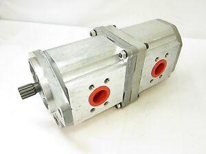 New Liebherr Crane Hydraulic Double Gear Pump 512 260 14...