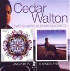 Animation/soundscapes 5013993674320 by Cedar Walton CD