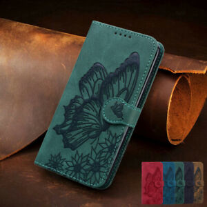 Protective Leather Wallet Flip Stand Cover Case For iPhone 12 11 Pro Xs Max X Xr