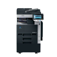 Konica Minolta Bizhub 363 A3 Mono Laser Copier Printer Scanner Mfp 36 Ppm 423