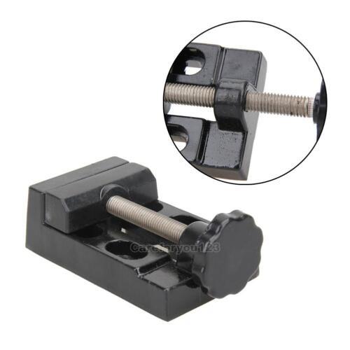 Mini Aluminum Alloy Table Vise Metal Vice Clamp Locksmith Clip DIY Toys Parts