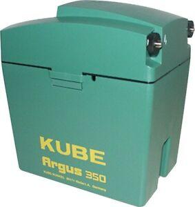 9Volt Batteriegerät Weidezaungerät KUBE Argus 250