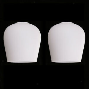 Glass Shade Glass Pendant Light Wall Lamp Lampshade E 14 Replacement Glass