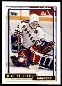 1992-93-topps-gold-Mike-Richter-367